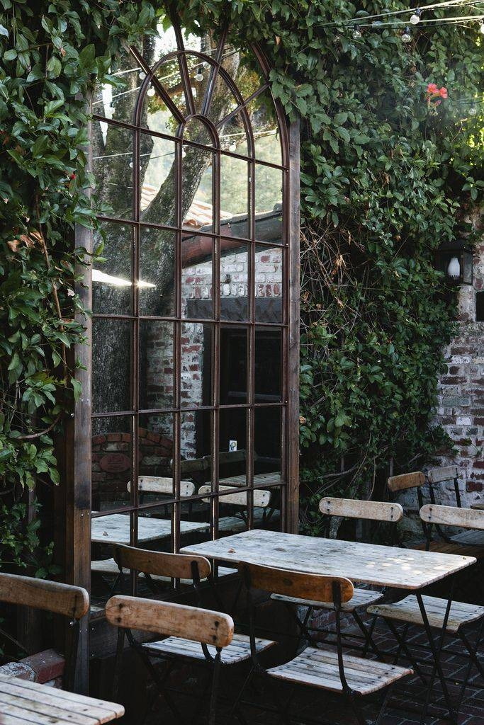 25+ Best Garden Mirrors Ideas On Pinterest | Outdoor Mirror, Small Regarding Large Outdoor Garden Mirrors (#1 of 15)