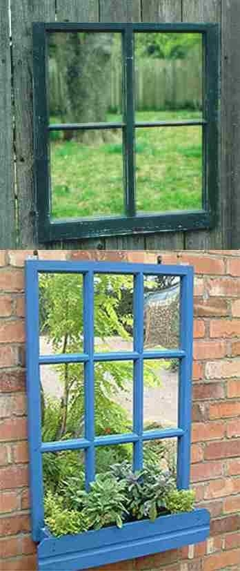25+ Best Garden Mirrors Ideas On Pinterest   Outdoor Mirror, Small Throughout Metal Garden Mirrors (#4 of 30)