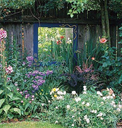 25+ Best Garden Mirrors Ideas On Pinterest   Outdoor Mirror, Small Within Large Garden Mirrors (#11 of 30)
