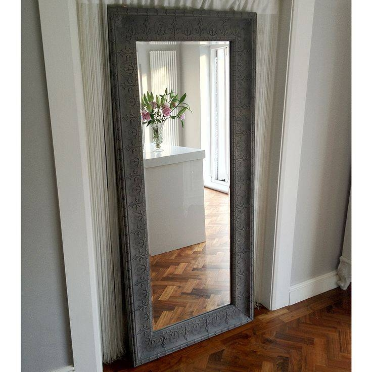 25+ Best Grey Full Length Mirrors Ideas On Pinterest | Neutral Pertaining To Full Length French Mirrors (#2 of 20)