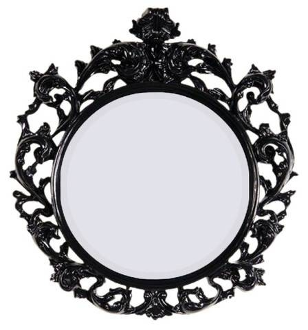25 Best Home Kandi Lighting, Mirrors & Accessories Images On Regarding Black Vintage Mirrors (#6 of 30)
