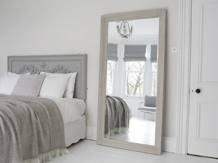 Inspiration about 25+ Best Long Mirror Ideas On Pinterest | Tall Mirror, Natural Intended For Big White Mirrors (#19 of 20)