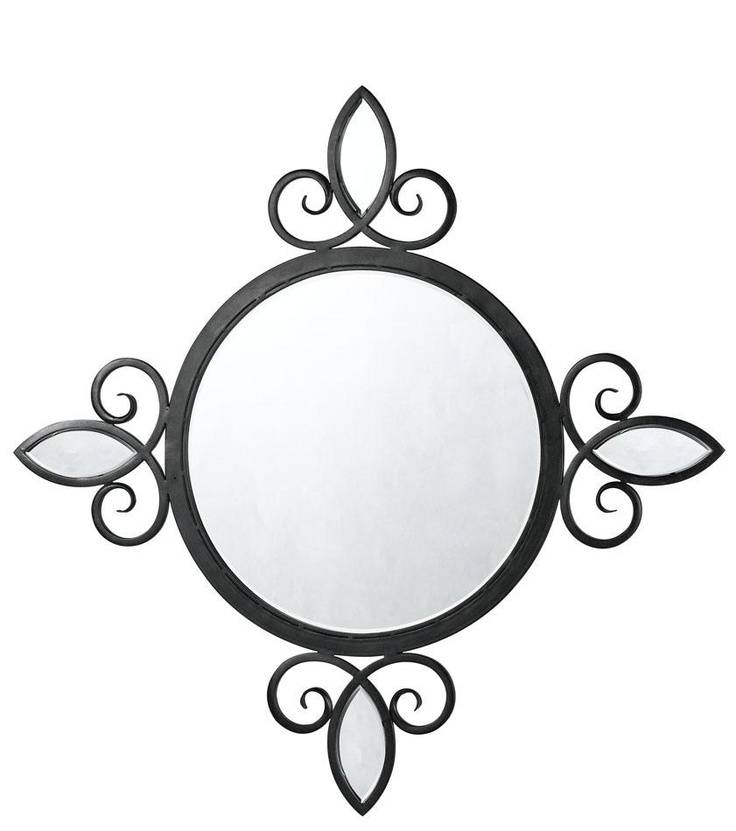 25 Best Mirrors Images On Pinterest | Mirror Mirror, Decorative Inside Shabby Chic Round Mirrors (#3 of 20)