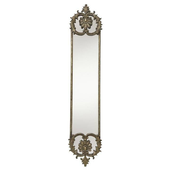 25 Best Mirrors Images On Pinterest | Mirror Mirror, Decorative Regarding Long Decorative Mirrors (View 30 of 30)