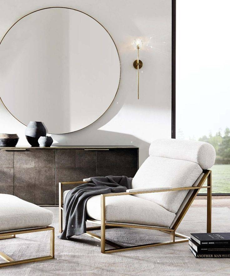 25+ Best Modern Mirrors Ideas On Pinterest | Mirror Ideas, Modern Throughout Big Modern Mirrors (#2 of 20)