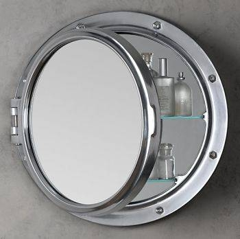 25+ Best Porthole Mirror Ideas On Pinterest | Nautical Mirror Pertaining To Porthole Mirrors (#4 of 30)