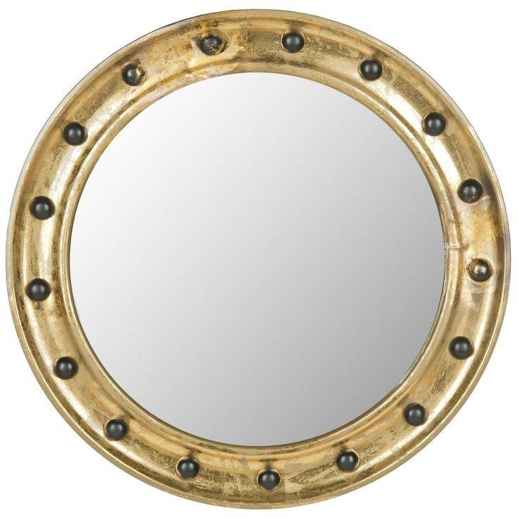 25+ Best Porthole Mirror Ideas On Pinterest | Nautical Mirror Throughout Porthole Wall Mirrors (View 17 of 20)