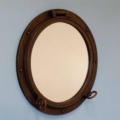25+ Best Porthole Mirror Ideas On Pinterest | Nautical Mirror With Porthole Style Mirrors (#2 of 20)