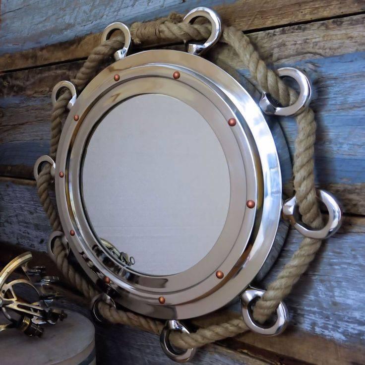 25+ Best Porthole Mirror Ideas On Pinterest | Nautical Mirror With Regard To Porthole Style Mirrors (#3 of 20)