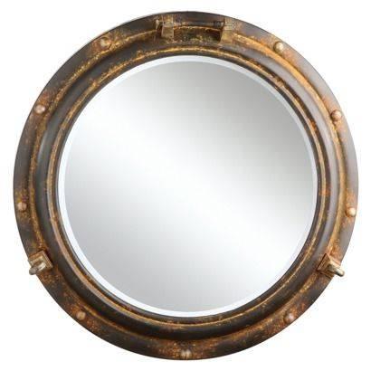 25+ Best Porthole Mirror Ideas On Pinterest | Nautical Mirror With Round Porthole Mirrors (#5 of 30)