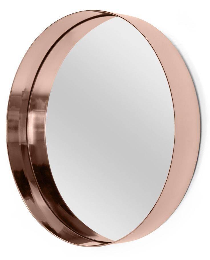 25+ Best Round Mirrors Ideas On Pinterest | Small Round Mirrors Intended For Round Mirrors (View 22 of 30)