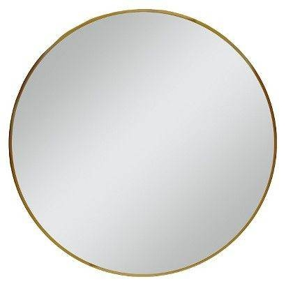 Inspiration about 25+ Best Round Mirrors Ideas On Pinterest | Small Round Mirrors With Designer Round Mirrors (#12 of 20)