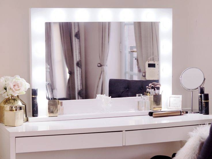 25+ Best Table Mirror Ideas On Pinterest | Dressing Tables, Vanity In Dressing Table With Long Mirrors (View 2 of 15)