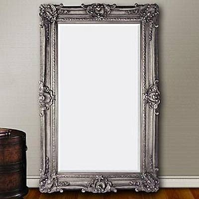 26 Best Decor: Mirror, Mirror Images On Pinterest   Mirror Regarding Vintage Silver Mirrors (#2 of 20)