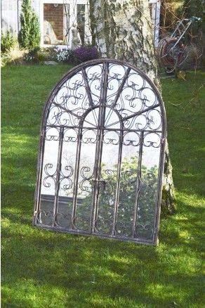 26 Best Garden Mirrors Images On Pinterest   Garden Mirrors, Wall Intended For Large Garden Mirrors (#12 of 30)
