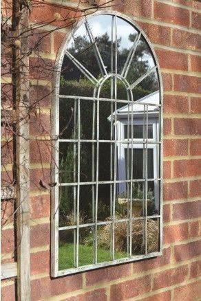 26 Best Garden Mirrors Images On Pinterest   Garden Mirrors, Wall Pertaining To Metal Garden Mirrors (#6 of 30)