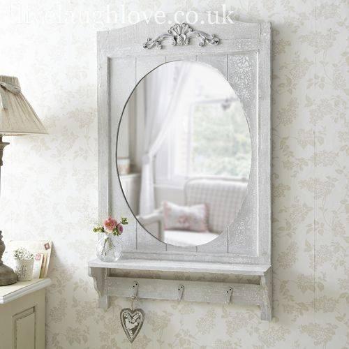 261 Best Bathroom Images On Pinterest | Bathroom Ideas, Bathroom Regarding Large Shabby Chic Mirrors (#3 of 20)