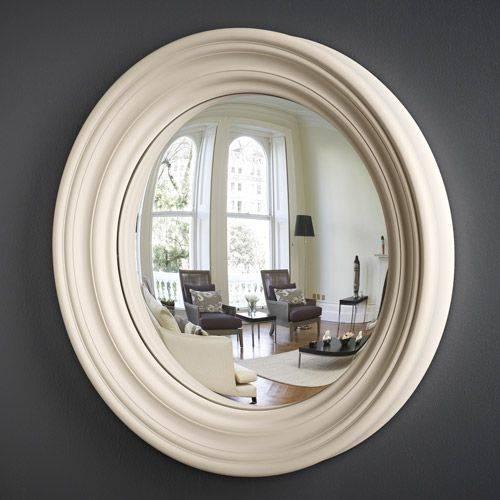 27 Best Convex Mirror Designs Images On Pinterest | Convex Mirror For White Convex Mirrors (#2 of 30)