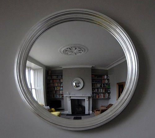 27 Best Convex Mirror Designs Images On Pinterest | Convex Mirror In Large Round Convex Mirrors (#3 of 30)