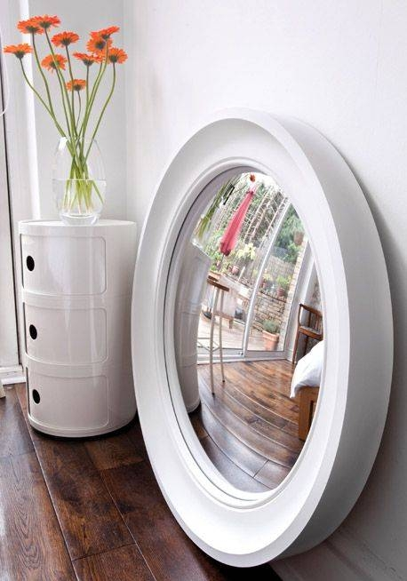 27 Best Convex Mirror Designs Images On Pinterest | Convex Mirror With Regard To Large Round Convex Mirrors (#4 of 30)