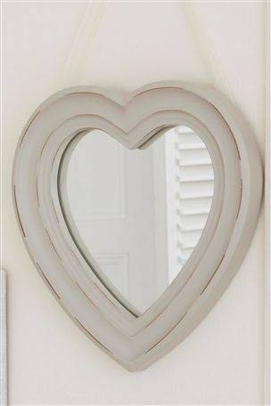 27 Best Heart Shaped Mirrors Images On Pinterest | Heart Shapes For Heart Shaped Mirrors For Walls (View 4 of 30)