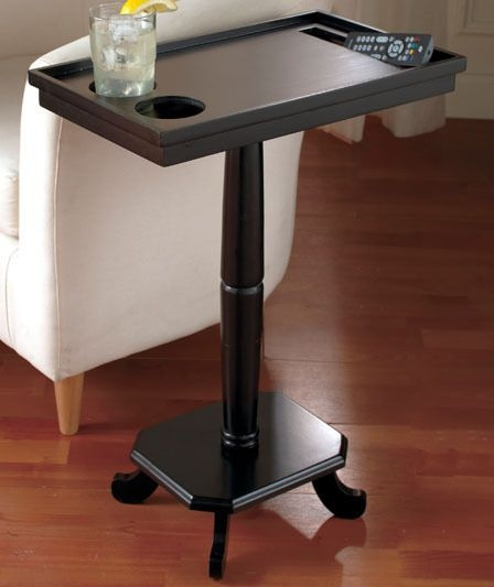 27 Best Tv Trays Images On Pinterest Tv Trays Couch Table And Within Sofa Drink Tables (#3 of 15)