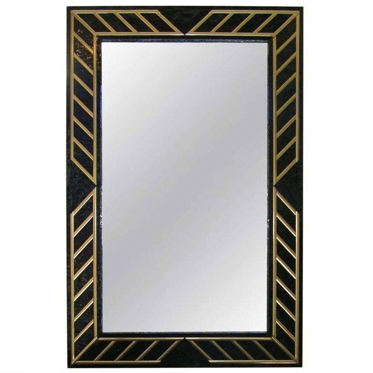 28 Best Mirrors Images On Pinterest | Mirror Walls, 1970S And In Black Vintage Mirrors (#7 of 30)
