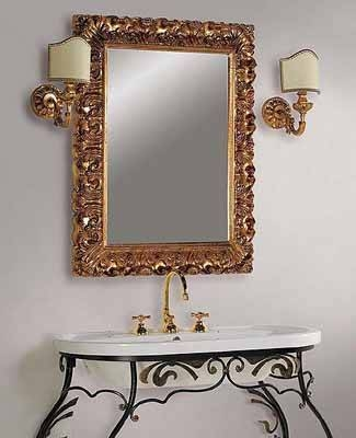 28+ [ Mirror Frame Decorating Ideas ] | Decorating Mirror Frames In Old Style Mirrors (#2 of 20)