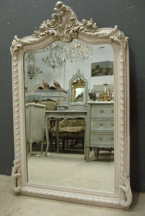 280 Best Antique Mirrors Images On Pinterest | Antique Mirrors Intended For French Antique Mirrors (View 2 of 30)