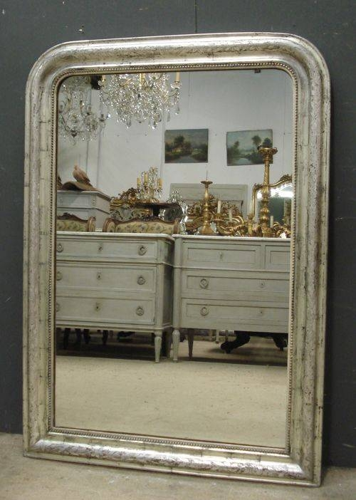 280 Best Antique Mirrors Images On Pinterest | Antique Mirrors Regarding French Antique Mirrors (View 3 of 30)