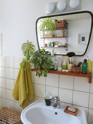 283 Best Bathroom Images On Pinterest | Bathroom Ideas, Modern Intended For Vintage Bathroom Mirrors (#2 of 30)