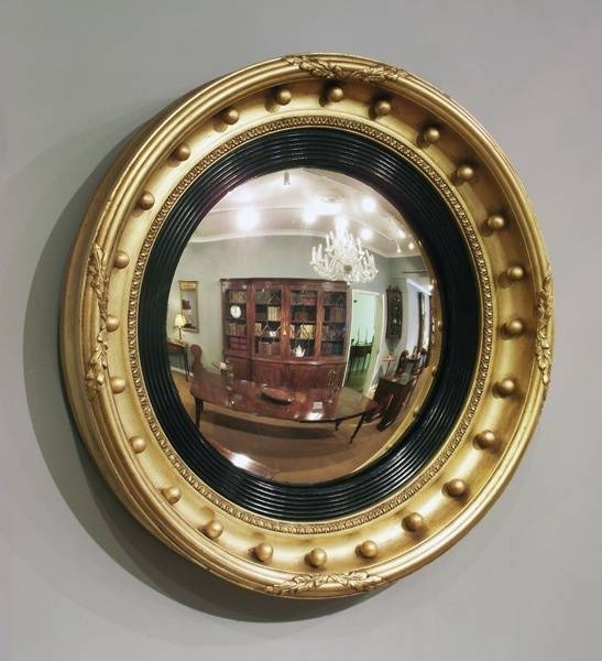 29 Best Antique >> Mirrors Images On Pinterest | Antique Mirrors With Regard To Convex Decorative Mirrors (View 5 of 30)