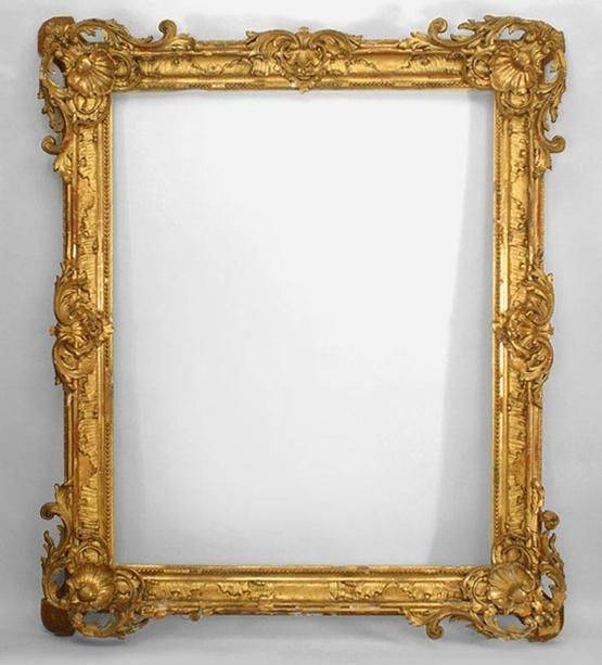 29 Best Gilt Mirror Images On Pinterest | Mirror Walls, 19Th For Large Gilt Framed Mirrors (#7 of 30)