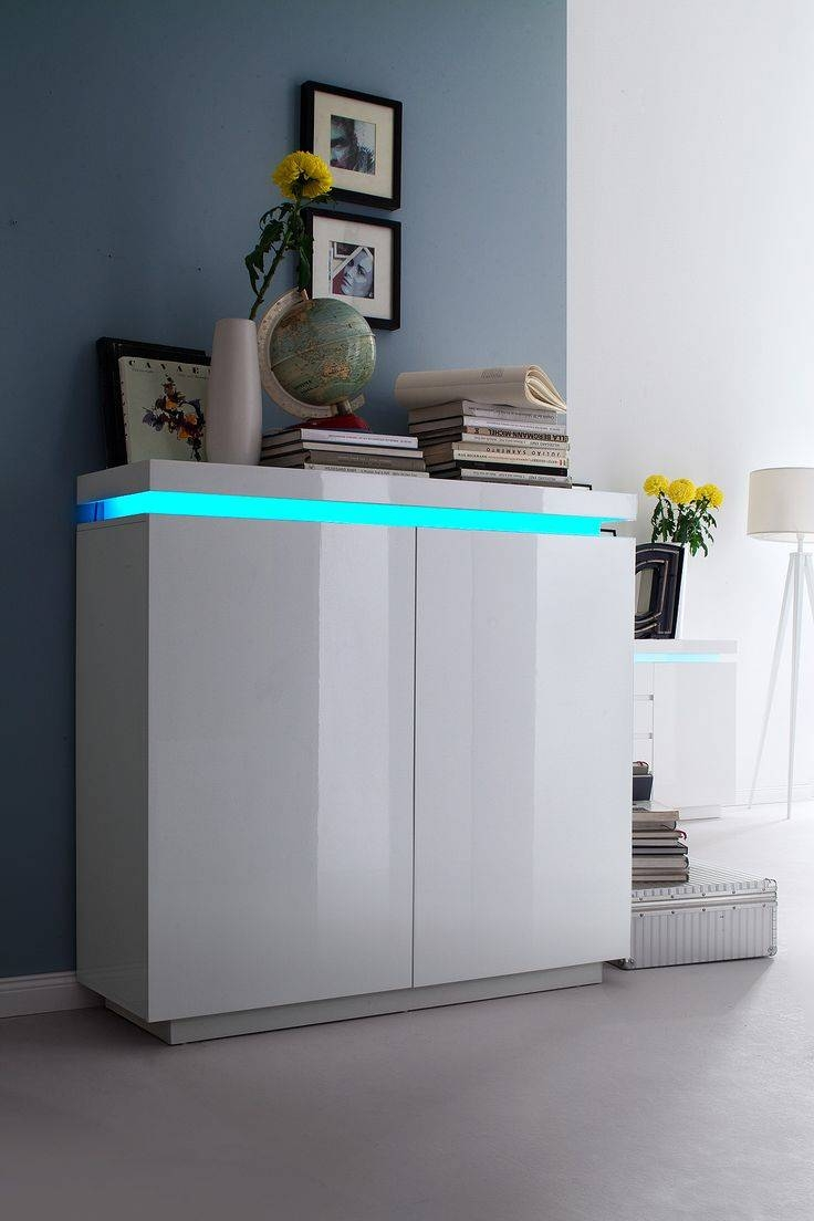29 Best High Gloss White Furniture Images On Pinterest | White Intended For Grey Gloss Sideboard (#1 of 20)