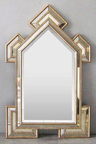 29 Best Mirror Images On Pinterest | Art Deco Mirror, Mirror With Regard To Deco Mirrors (#4 of 30)