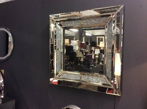 29 Best Mirror Mirror On The Wall Images On Pinterest   Mirror Regarding Wall Mirrors With Crystals (#6 of 20)