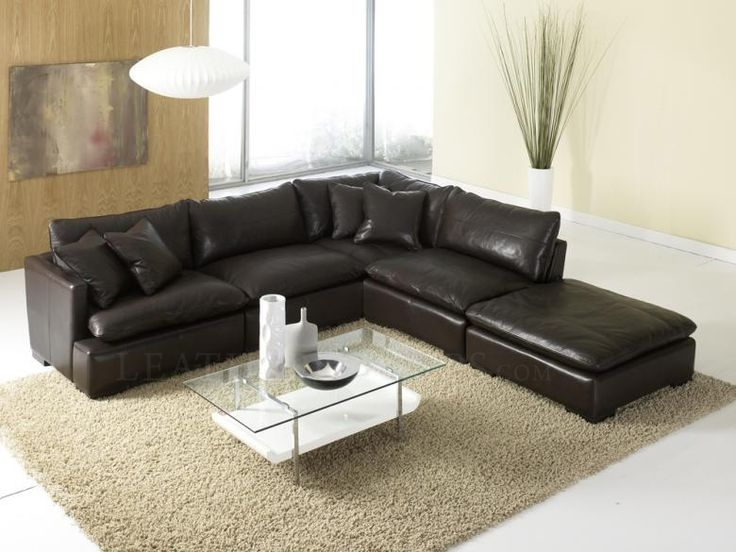 29 Best Sofas Images On Pinterest Living Room Ideas Diapers And For Leather Modular Sectional Sofas (#2 of 15)