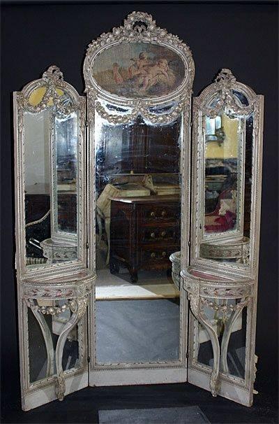 295 Best Antique Mirrors Images On Pinterest   Vintage Mirrors With Full Length Antique Mirrors (#4 of 30)