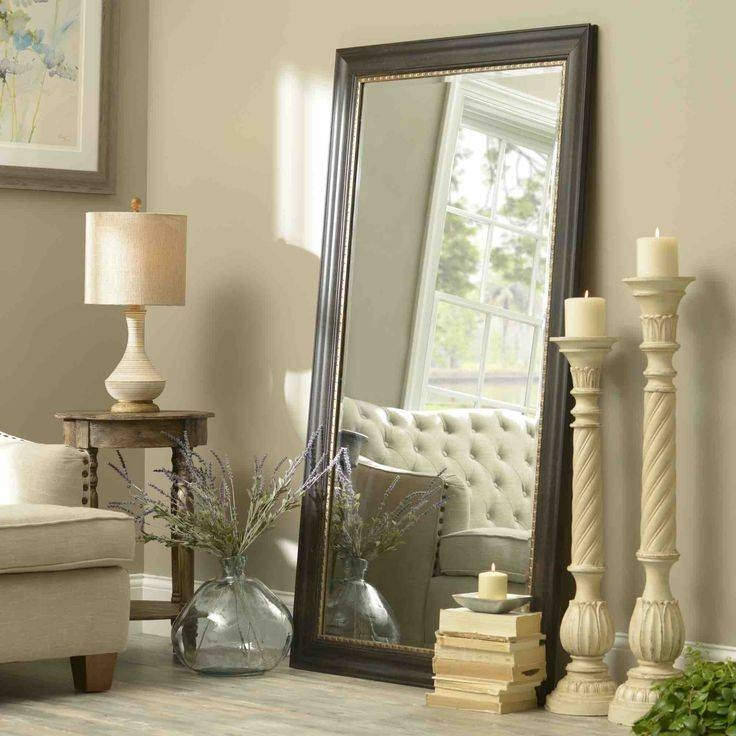 297 Best Mirrors Images On Pinterest | Mirror Mirror, Decorative In Full Length Large Mirrors (#1 of 20)