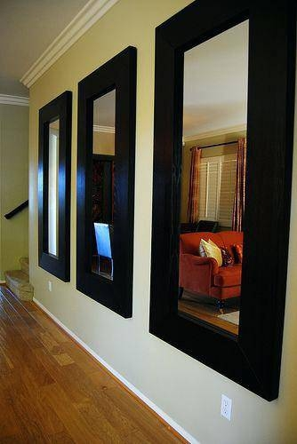 Inspiration about 3 The Huge Long Mirror And Walllong Narrow Hallway – Shopwiz For Long Mirrors For Hallway (#18 of 30)