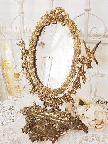Inspiration about 30 Best Elegant Mirrors Images On Pinterest | Mirror Mirror Regarding Ornate Gold Mirrors (#9 of 20)