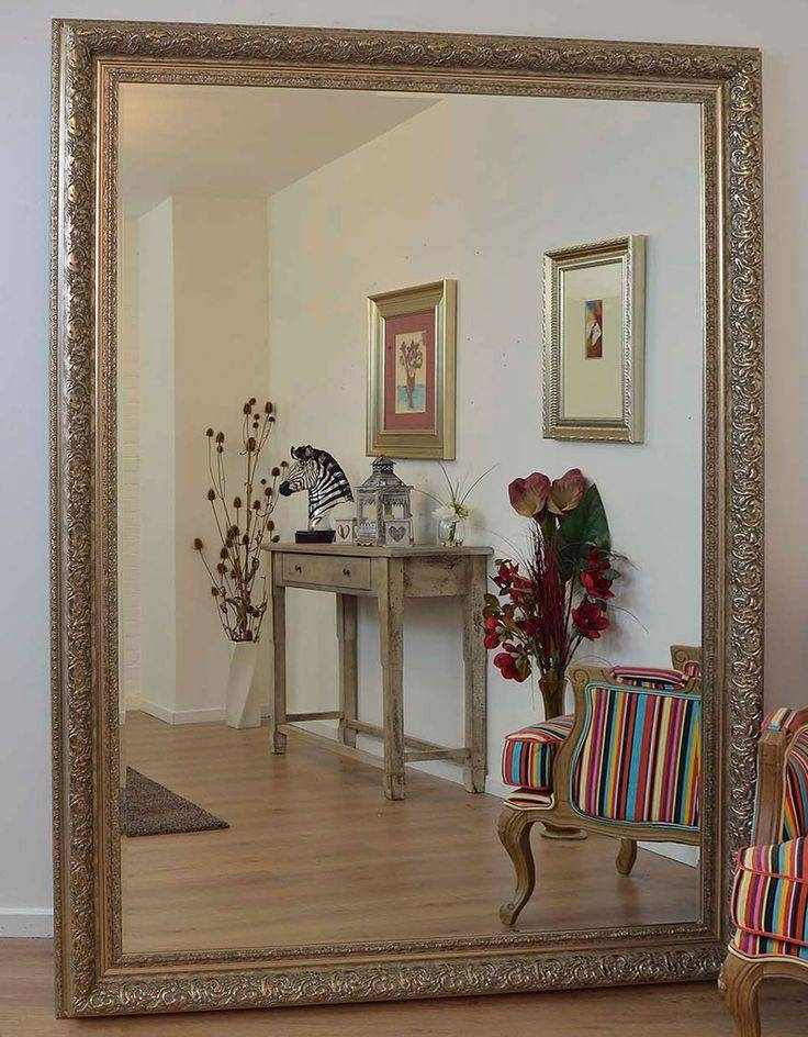 Inspiration about 30 Best Large Mirrors Images On Pinterest | Large Mirrors, Wall In Large Bevelled Mirrors (#20 of 20)