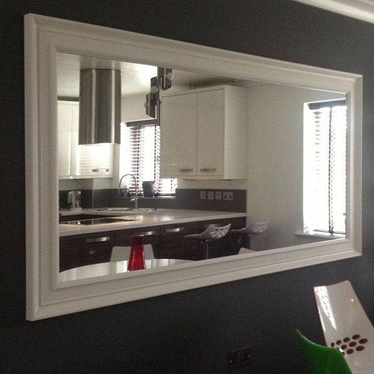 30 Best Large Mirrors Images On Pinterest | Large Mirrors, Wall With Large Contemporary Mirrors (#3 of 30)