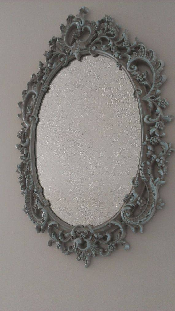 Inspiration about 30 Best Mirror Images On Pinterest | Mirror Mirror, Wall Mirrors Inside Black Shabby Chic Mirrors (#19 of 20)