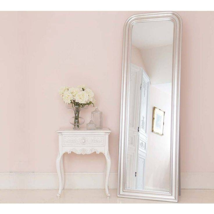 Inspiration about 30 Best Mirrors Images On Pinterest | Mirror Mirror, Full Length Inside Shabby Chic Full Length Mirrors (#16 of 20)