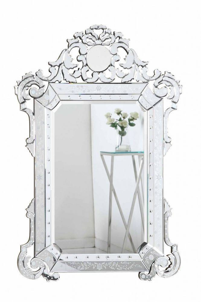 30 Best Mirrors Images On Pinterest | Wall Mirrors, Venetian Pertaining To Venetian Style Mirrors (#1 of 30)