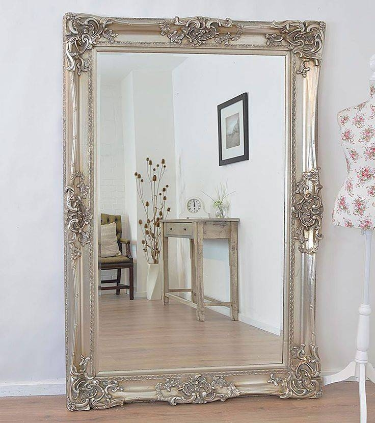 30 Best Shabby Chic Mirrors Images On Pinterest | Shabby Chic Intended For White Large Shabby Chic Mirrors (#4 of 30)