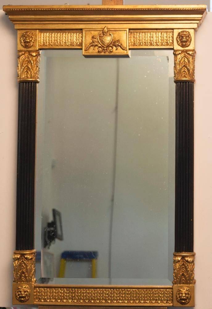 Inspiration about 303 Best Рамы Images On Pinterest | Mirror Mirror, Antique Mirrors Throughout Gilt Framed Mirrors (#19 of 20)