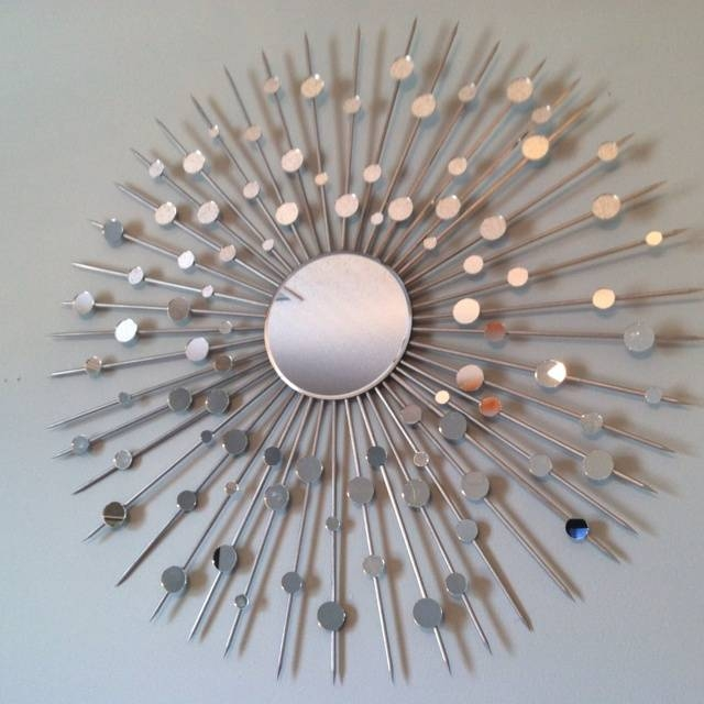 Inspiration about 308 Best Starburst Mirrors Images On Pinterest | Sunburst Mirror Intended For Bronze Starburst Mirrors (#5 of 20)