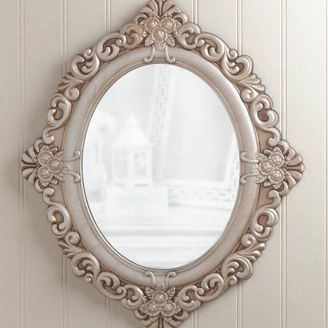 Inspiration about 31 Best Decorative Mirrors Images On Pinterest | Decorative For Large Oval Wall Mirrors (#19 of 30)